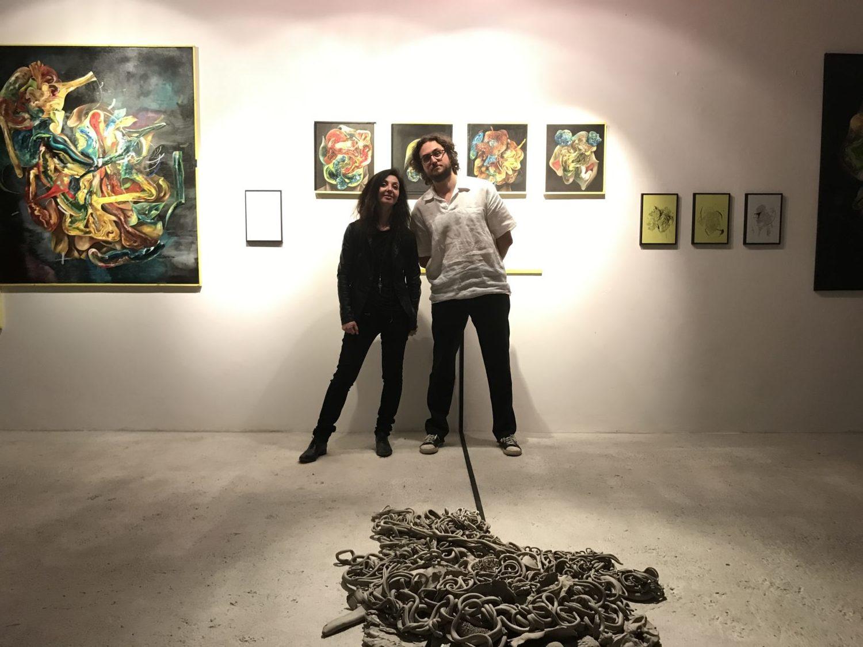 """""""Don't Step On Your Inner Dwarf"""" (Non calpestare il tuo Nano Interiore) è la personale di Barbara Fragogna alla Galleria Alessio Moitre fino al 17 settembre"""