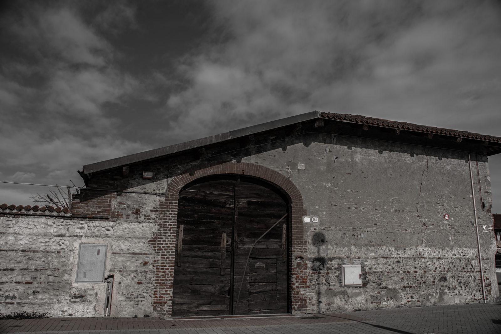 """""""Villaretto si è conservato esattamente com'era, con il suo patrimonio architettonico originale"""""""