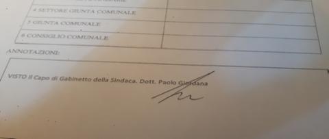 """Non si muove foglia che il """"passacarte"""" non voglia: il vero ruolo di Paolo Giordana"""