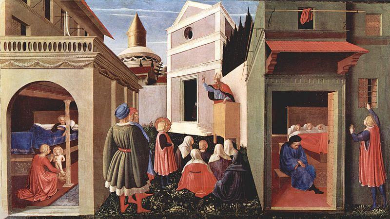 Beato Angelico, Pala di Perugia, 1438