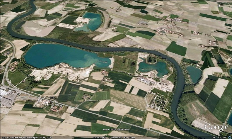 A Smat un premio speciale per lo sviluppo sostenibile per il sistema di lagunaggio delle acqua del Po